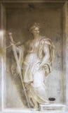 Monochrome fresco Stock Photography