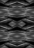 Monochrome futuristic background Royalty Free Stock Images