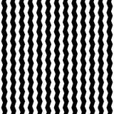Monochrome géométrique abstrait, modèle artistique minimal Seamles Image libre de droits