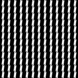 Monochrome géométrique abstrait, modèle artistique minimal Seamles Image stock