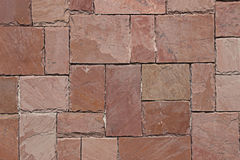 Monochrome geometric background of stones Stock Photos