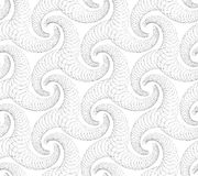 Monochrome Geometric Background Stock Photos