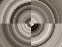 Monochrome gradient Stock Image