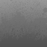 Monochrome grey dirty grunge splashes background Stock Photography