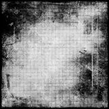 Monochrome grunge art paper Stock Images