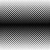 Monochrome halftone abstract background Stock Photo