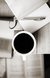Coffee-break Royalty Free Stock Images