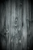 Monochrome Knotted Wood Background Stock Photo