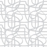 Monochrome ornament on white background seamless Royalty Free Stock Images