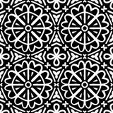 Monochrome pattern_4 Stock Photography