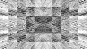 Monochrome pattern fractal seamless background Stock Image