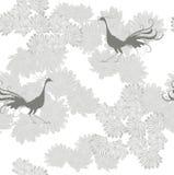 Monochrome pattern Stock Photography