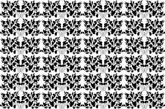 Monochrome pattern Royalty Free Stock Image