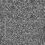 Monochrome pixel background stock illustration
