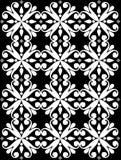 Monochrome seamless design royalty free stock photo