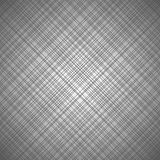 Monochrome seamless pattern with cross lines Royalty Free Stock Images