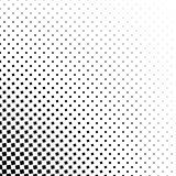 Monochrome square pattern - geometric abstract background graphic from angular squares. Monochrome square pattern - geometric abstract vector background graphic stock illustration
