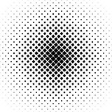 Monochrome square pattern - geometrical abstract background graphic from angular rounded squares. Monochrome square pattern - geometrical abstract vector vector illustration