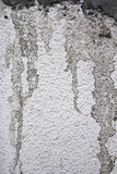Monochrome stained wall texture Royalty Free Stock Images