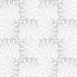 Monochrome tile in black and white, inverse effect, optical art patterns Royalty Free Stock Image