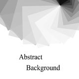 Monochrome Transparent Overlapping Rectangles.Template for Fliers, Banners, Badges, Posters, Stickers. And Advertising Actions. Abstract Background. Vector stock illustration