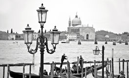 Monochrome Venice Royalty Free Stock Image