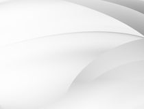 Monochrome White Abstract Background Gray Transparent Wav Stock Images
