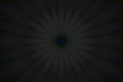 Monochromu deseniowego tła kwiecisty kalejdoskop wystroju czerń ilustracji
