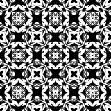 Monochromu wzór Obrazy Royalty Free