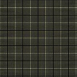Monochromu wzór z kroplami i okręgami Fotografia Stock