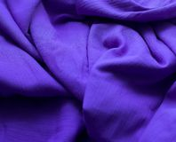 Monocolor  fabric Royalty Free Stock Photography