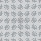 Monocrhome floral repeating seamless pattern for background or wallpaper. Easy to change colors you want. Vector illustration EPS.8 EPS.10 Royalty Free Illustration