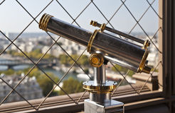 Monocular Telescope Royalty Free Stock Images
