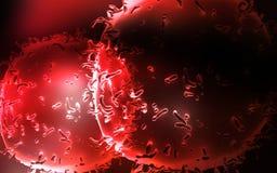 Monocyte Virus Royalty Free Stock Image