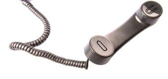 Monofone de telefone III do Desktop imagens de stock