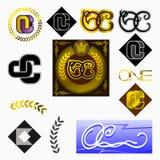 Monogram OC Stock Photos