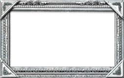Monogram photo frame Royalty Free Stock Photos