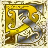 Monogram ps Royalty Free Stock Photo
