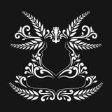 Monogram Royalty Free Stock Photography
