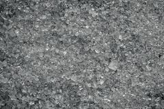 Monokrom strimlad textur Royaltyfri Fotografi