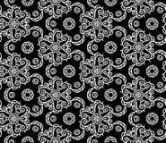 Monolijnpatroon voor uw ontwerp Stock Foto