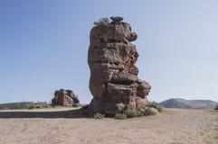 monolit Zdjęcia Stock