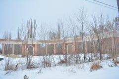 Monolit-Stadion, Wolgograd Stockbild