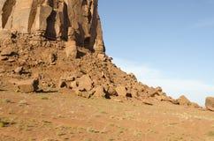 Monolith im Denkmal-Tal Stockfoto