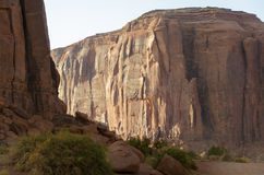 Monolith in Monument Valley Stock Photos