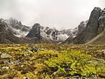 Monolith mountains Stock Images