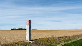 monolithe Photographie stock