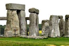 Monolithes de Stonehenge Image libre de droits