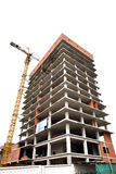 Monolithic frame construction Royalty Free Stock Photography