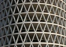 Monolithisches konkretes Wohngebäude Lizenzfreies Stockfoto